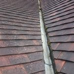 Gutter cleaning done